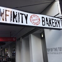 Photo taken at Infinity Sourdough Bakery by Craig on 4/18/2014