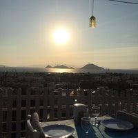 Photo taken at Manzara Restaurant by Çiğdem P. on 9/13/2018