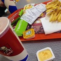 Photo taken at KFC by Vera M. on 10/25/2014