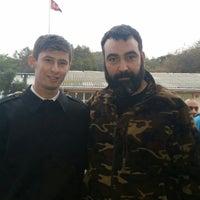 Photo taken at eminönü vapur iskelesi by Abdullah G. on 10/31/2014