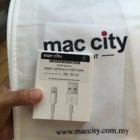 Photo taken at Mac City by Kil on 9/29/2016