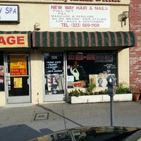 Photo taken at New Way Nails by Mike N. on 3/23/2013