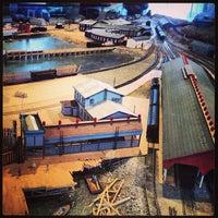 Photo taken at Tiburon Railroad & Ferry Depot Museum by Cristina C. on 7/28/2013