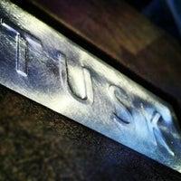 Photo taken at TUSK Restaurant & Lounge by Matt P. on 10/23/2012