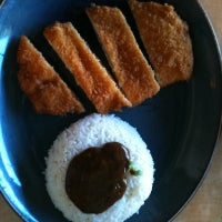Photo taken at Hurry Curry of Tokyo by Jazmin B. on 10/9/2012