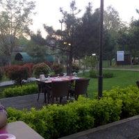 Photo taken at İş Bankası Çamlıca Tesisleri by Dicle B. on 4/27/2013