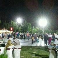 Photo taken at Falez Kır Düğün Salonu by Cuma K. on 9/4/2016