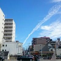 Photo taken at 堀川仏光寺 交差点 by coma2619【salon夕顔楼】 間. on 10/26/2015
