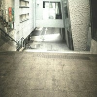 Photo taken at 京都精華大学 対峰館 by coma2619【salon夕顔楼】 間. on 7/4/2015