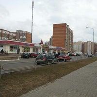 Photo taken at евроопт by Андрей Ю. on 3/22/2014