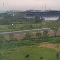 Photo taken at Sentul International Circuit by Immawan N.S. A. on 7/27/2017