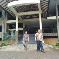 Photo taken at Hotel Augusta by Immawan N.S. A. on 11/10/2014
