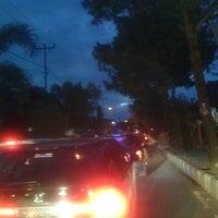 Photo taken at Jalan Ir. H. Juanda by Immawan N.S. A. on 8/11/2013