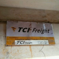 Photo taken at TCI Freight company by Pavel O. on 2/9/2013