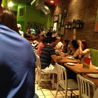Photo taken at Empanada Mama by Kevin L. on 9/1/2013