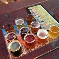 Photo taken at The Pump House Brewery and Restaurant by William W. on 7/6/2013