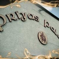 Priyas Palace Restaurant Greenock Menu