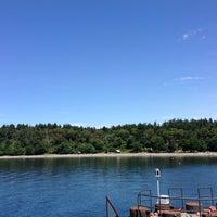 Photo taken at Vashon Ferry by Bob B. on 6/29/2013
