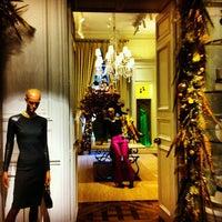Photo taken at Ralph Lauren by Pierre L. on 12/8/2012