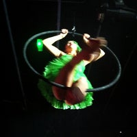 Photo taken at Le Cirque Bonheur by Pierre L. on 10/27/2012