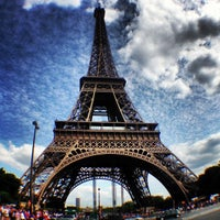 Photo prise au Tour Eiffel par Pierre L. le7/6/2013