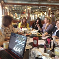 Photo taken at On Parade Diner by Valerie V. on 10/9/2012