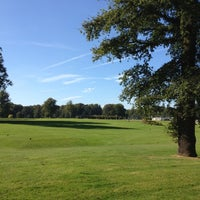 Photo taken at Brussels Golf Club by Thomas H. on 9/30/2012