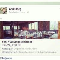 Photo taken at Degirmen piknik alani by 🎲 Anıl H. on 11/24/2014