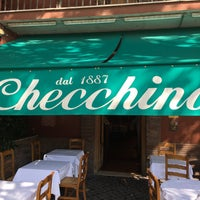 Photo taken at Checchino dal 1887 by Alfonso F. on 9/22/2016