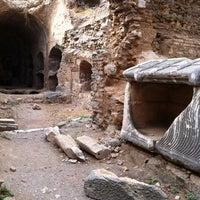 10/23/2012 tarihinde 🍒Esra🍒ziyaretçi tarafından Yedi Uyuyanlar Mağarası'de çekilen fotoğraf