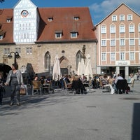 4/23/2013에 Amela B.님이 Marktplatz Reutlingen에서 찍은 사진