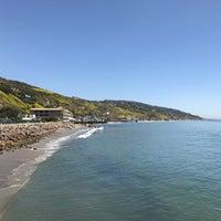 Photo taken at Surfrider Beach by John M. on 4/15/2017