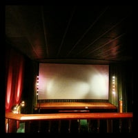 Photo taken at Nuovo Cinema Mandrioli by Sabrina on 9/24/2012