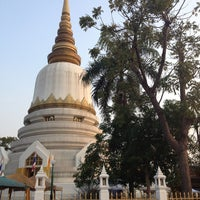Photo taken at Wat Phra Si Mahathat by @ui z. on 2/7/2013