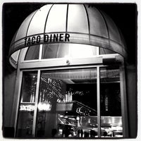 Photo taken at Taco Diner by Oscar E. on 9/7/2012