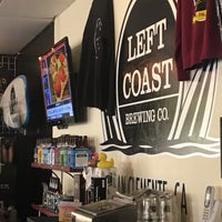 2/1/2018에 Mindy F.님이 Left Coast Brewery에서 찍은 사진