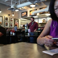Photo taken at Capriotti's Sandwich Shop by Kevin M. on 5/16/2013