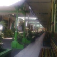 Photo taken at SMP Islam Sultan Agung 1 by Shoffa F. on 9/26/2014