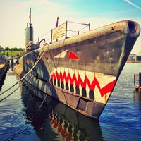 Photo taken at Historic Ships in Baltimore by 6erson.LA on 5/20/2014
