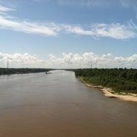 Photo taken at The Atchafalaya Basin by Sarah W. on 8/20/2013