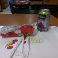 Photo taken at Subway by Valentina C. on 7/10/2015