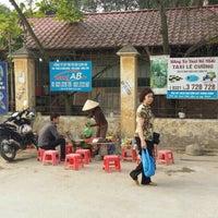 Photo taken at Làng Cổ Bát Tràng by Julien L. on 4/25/2015