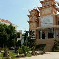 Photo taken at Nhà Thờ Mũi Né by Julien L. on 7/25/2015