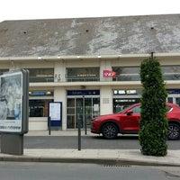 Photo taken at Gare SNCF de Saumur by Julien L. on 4/2/2018