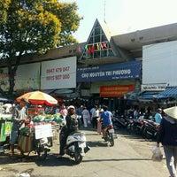 Photo taken at Nguyen Tri Phuong Market by Julien L. on 2/28/2017