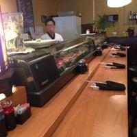 Das Foto wurde bei Sushi House von Andy V. am 2/7/2014 aufgenommen