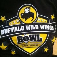 12/15/2012 tarihinde Jeri B.ziyaretçi tarafından Buffalo Wild Wings'de çekilen fotoğraf