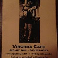 Photo taken at Virginia Cafe by Jeri B. on 5/21/2013