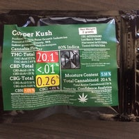 Photo taken at Cannabis City by Mark M. on 7/9/2014