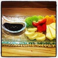 Photo taken at Uasabi Japanese Resto Bar by Ana H. on 3/11/2013